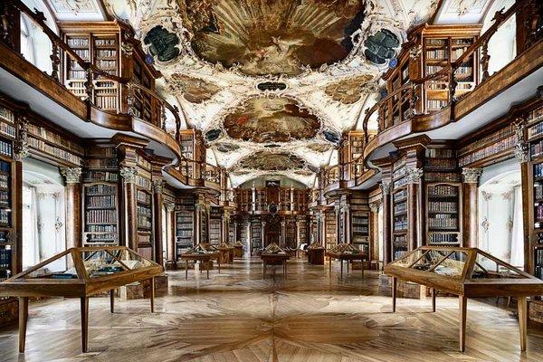 10 biblioteche che danno voglia di leggere