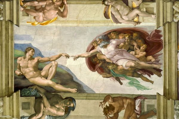 Michelangelo Creazione