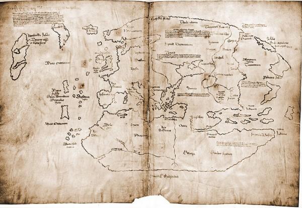 mappa vichinga