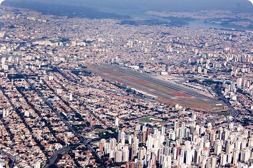 aeroporto sap paulo brasile
