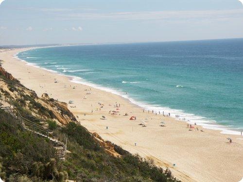 praia gale portogallo