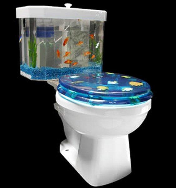 Acquario water bagno