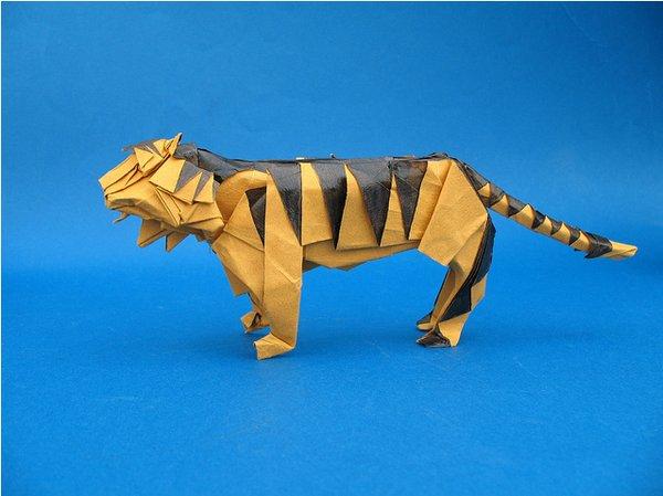 Top 10 delle opere di Fumiaki Kawahata, esperto in origami