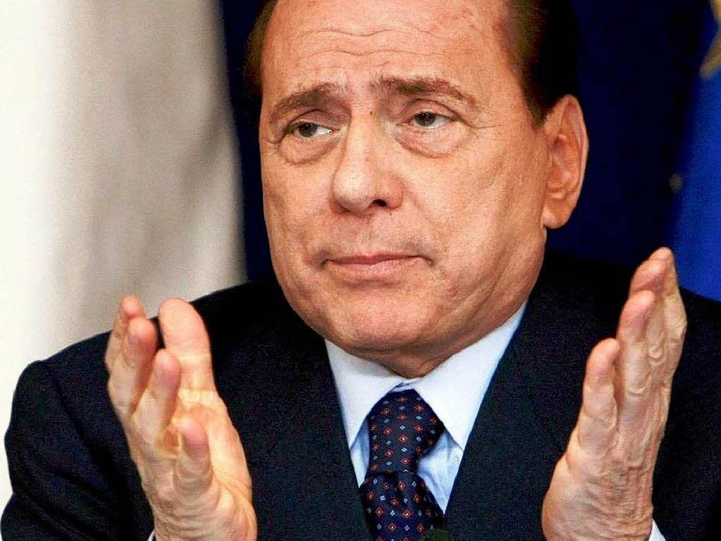 """Top 10 delle frasi """"celebri"""" di Berlusconi"""