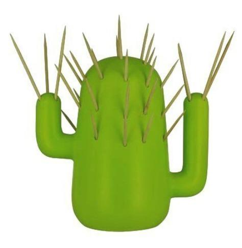 Cactus stuzzicadenti