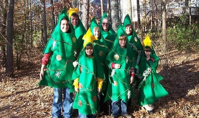 Top 10 delle peggiori foto di famiglia di Natale