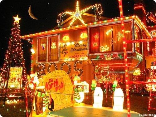 Le 10 peggiori decorazioni di Natale