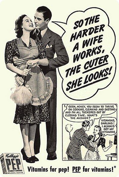 pubblicità parità dei sessi