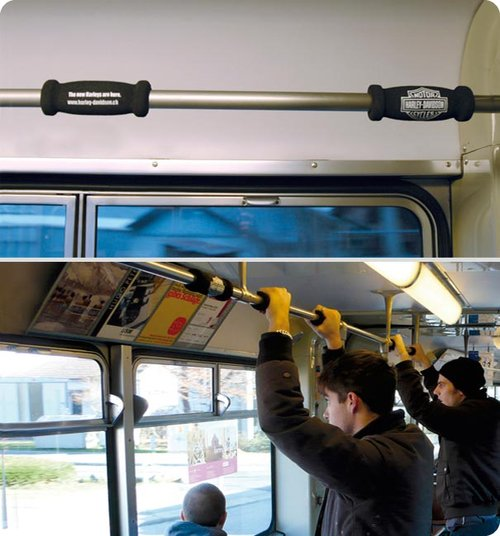 pubblicità autobus