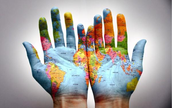 Le 10 mappe del mondo più insolite e originali