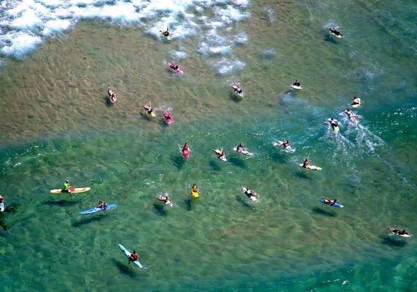 Maroubra Bay, Sydney, Australia