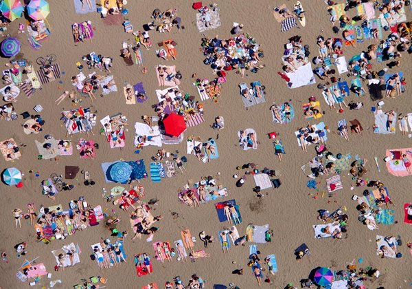 Spiaggia oceanica