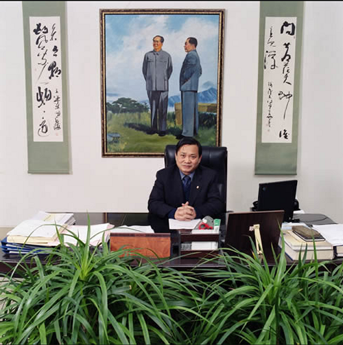 ufficio cinese