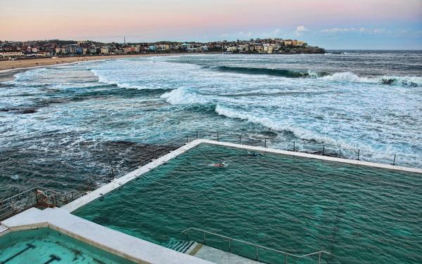 Bondi Icebergs a Sydney