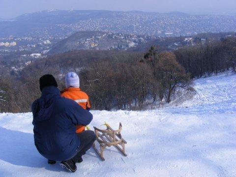 colline budapest