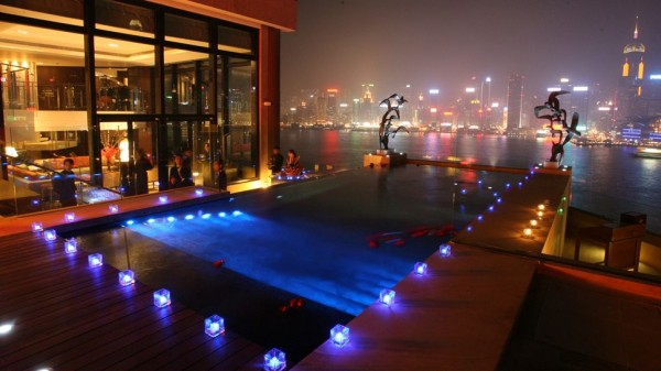 Intercontinental Hotel a Hong Kong