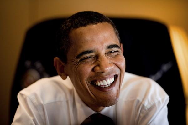 sorriso di Obama