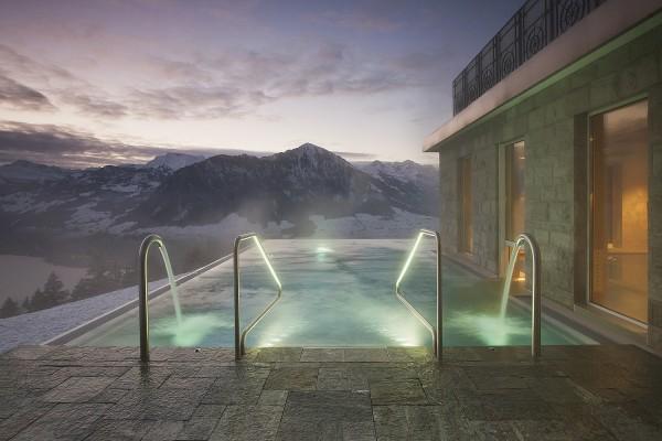 Villa Honegg a Ennetburgen, Svizzera