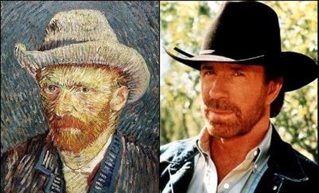 Chuck Norris-sosia