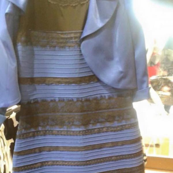 Vestito dal colore indefinito