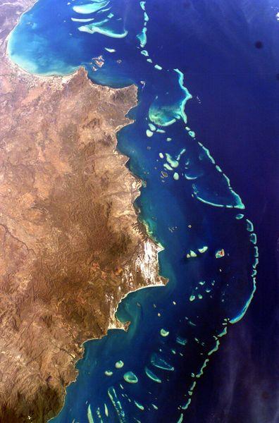 Barriere coralline