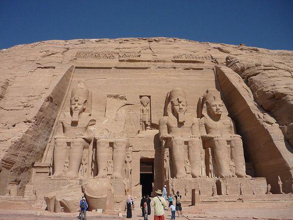 abou-simbel Egitto