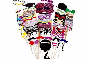 Cappellini occhiali per foto divertenti