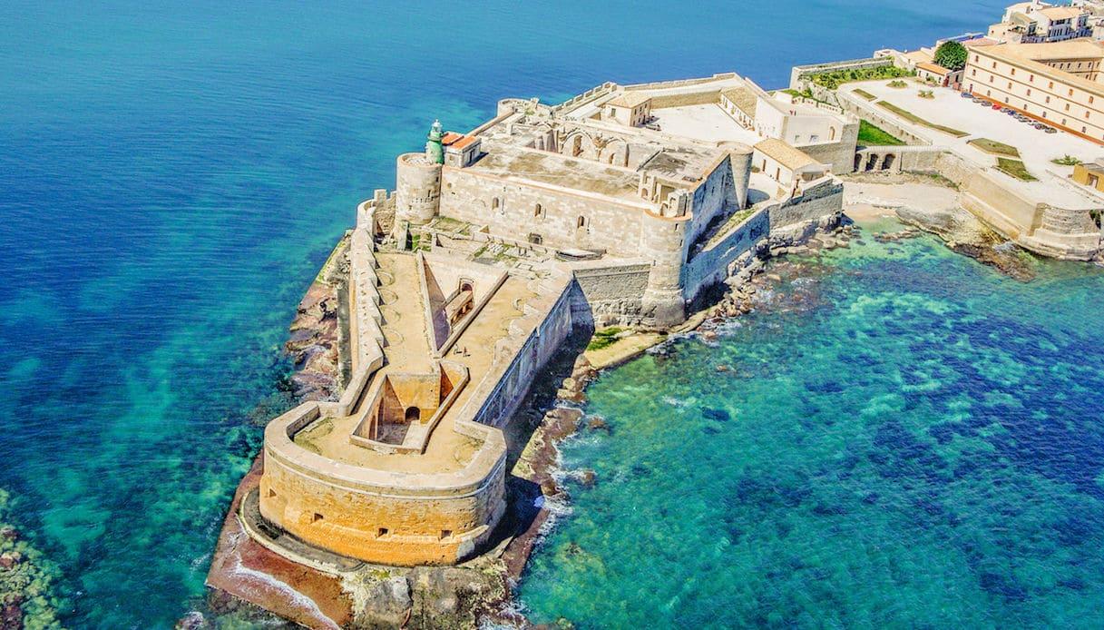 Ortigia castello Siracusa