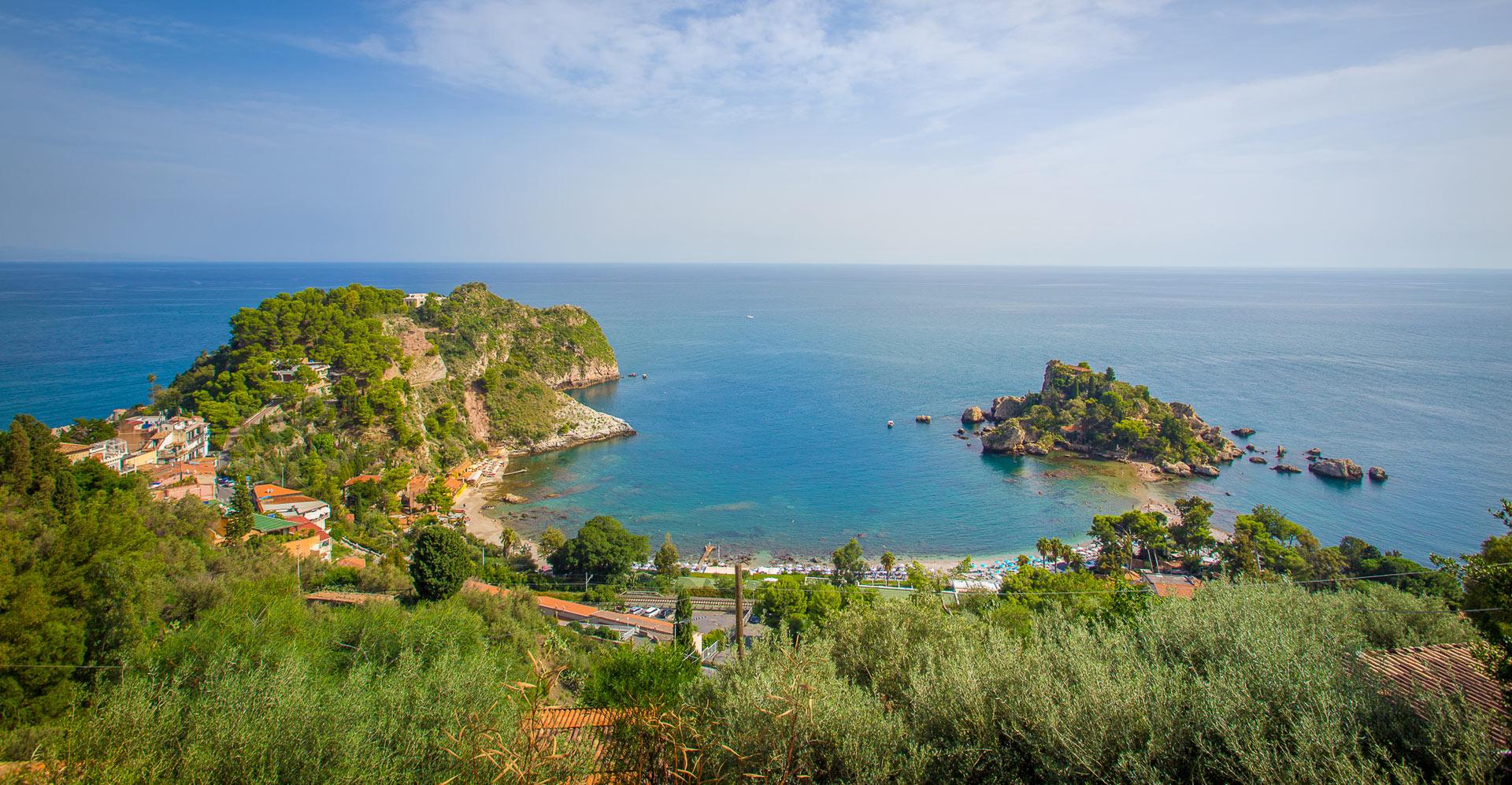 Visitare Taormina